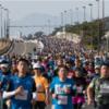 第13回湘南国際マラソン ネットタイムが公式記録に