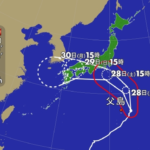 台風12号の最新進路、大雨は?気になる交通機関への影響は?