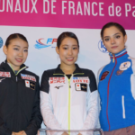 グランプリシリーズ2018フランス大会☆FS滑走順、放送予定☆