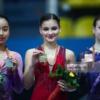 紀平梨花、山下真瑚、サモドゥロワ注目3選手の2018フィギアスケートシニアデビューの比較