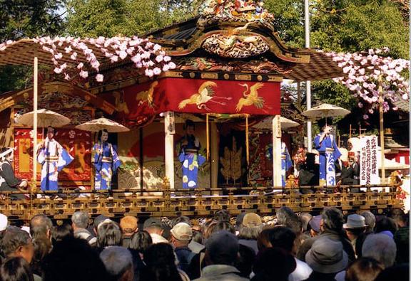 秩父夜祭_歌舞伎