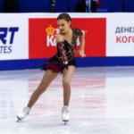 ソフィア・サモドゥロワ選手安定感抜群、性格も良い?