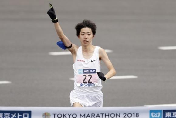 設楽悠太_東京マラソン