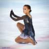 超かわいい♡アンナ・シェルバコワ シニア目前有望選手