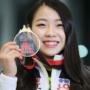 紀平梨花2018グランプリチャンピオンのかわいい画像