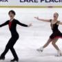 アイスダンスの未来を担う15歳吉田唄菜と17歳西山真瑚に注目